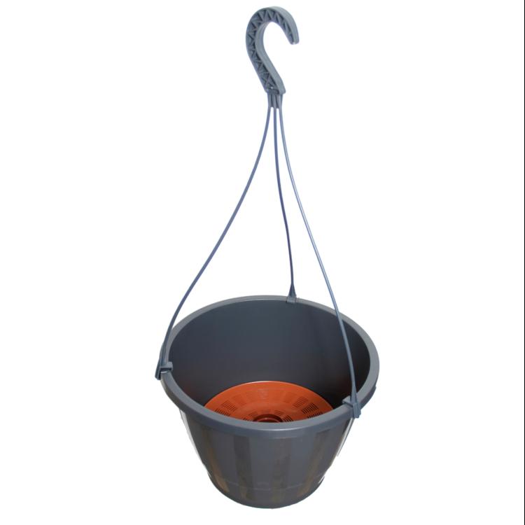 Hangpot Megamaxx FleurigBuiten met watetreservoir