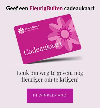 Cadeaukaart FleurigBuiten